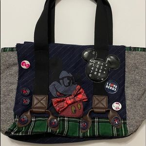 Authentic Disney Tote Bag